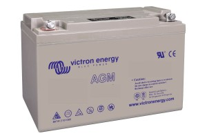 Akumulator Victron Energy AGM  Super Cycle 12V 125Ah