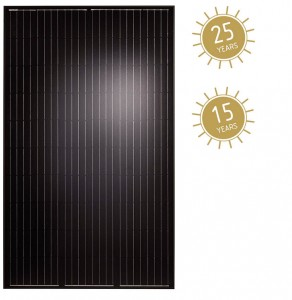 Panel fotowoltaiczny Luxor Solar 300W Full Black