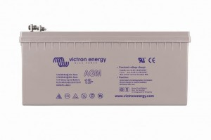 Akumulator Victron Energy AGM  Deep Cycle 12V 240Ah  (M8)