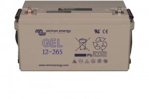Akumulator Victron Energy GEL Deep Cycle Batt 12V/265Ah (M8)