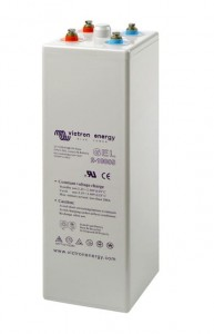 Akumulator Victron Energy GEL 5 OPzV 250