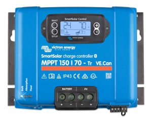 Regulator ładowania Victron Energy SmartSolar MPPT 150/70 -Tr VE.Can