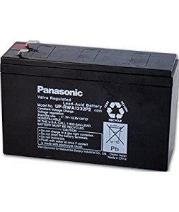 Akumulator Panasonic UP-VW1232P1/P2 12V 192W