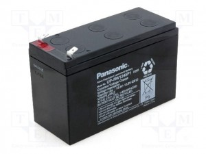 Akumulator Panasonic UP-VW1245P1 12V 270W