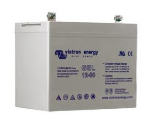 Akumulator Victron Energy GEL Deep Cycle Batt 12V 90Ah