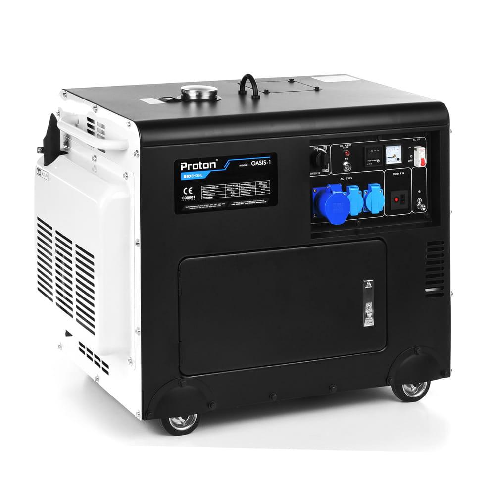 Chłodny Agregat prądotwórczy Proton Oasis 1 Fotoogniwa-sklep Gdynia MX66